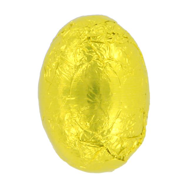 Gele paaseitjes - melkchocolade