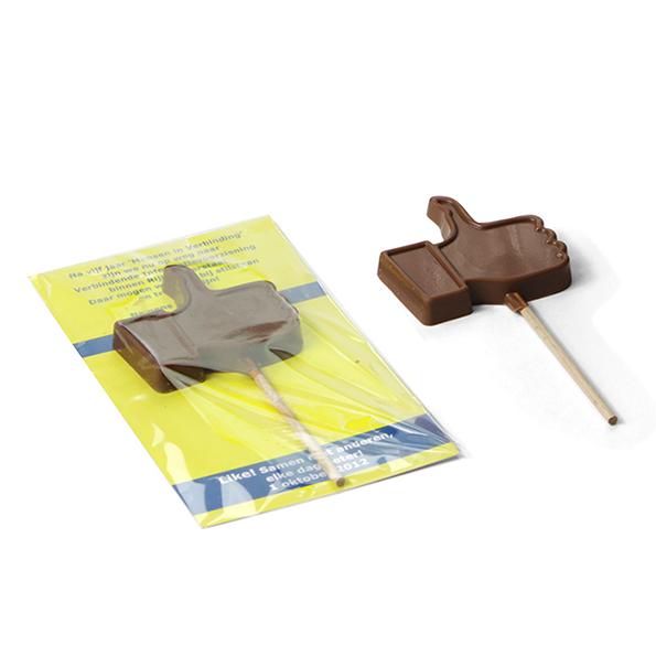 Chocolade Like Lolly - NS