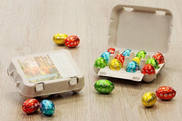 De lekkerste chocolade eitjes!